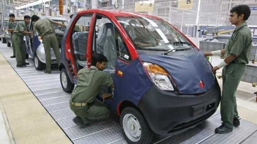 Tata Nano: No production in last 9 months; just 1 unit sold