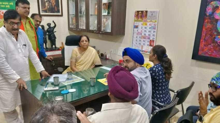PMC Bank crisis: Nirmala Sitharaman assures depositors, says 'will talk to RBI governor'