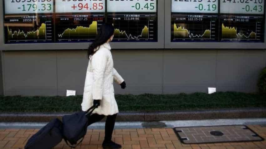 Global Markets: Asian shares rise on US-China trade talk optimism