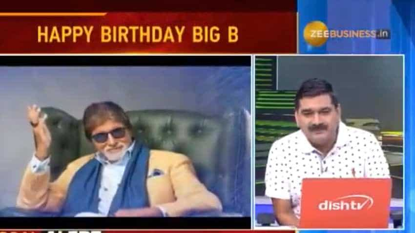 Happy birthday Amitabh Bachchan! Anil Singhvi reveals why 'Angry Young Man' is his all-time favourite actor