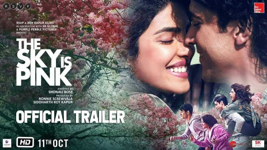 The Sky is Pink box office collection: Priyanka Chopra, Farhan Akhtar movie opens on subdued note