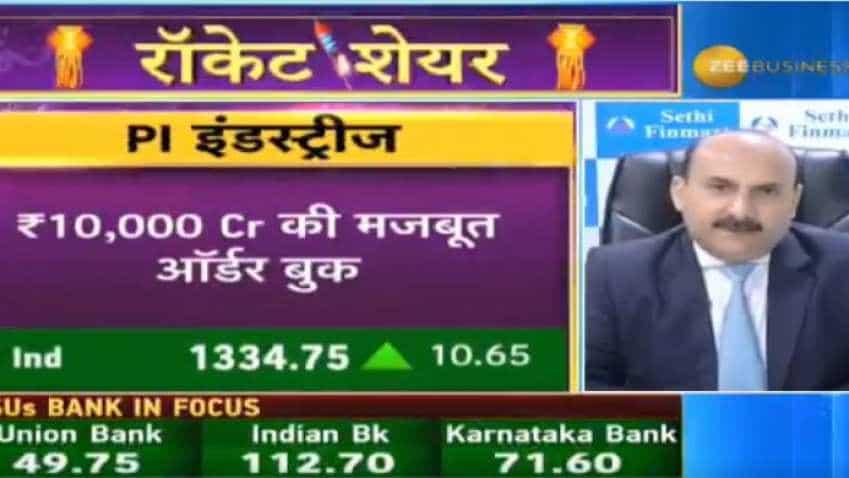 Damdar Diwali: Sethi Finmart says 'buy' PI Industries for 14