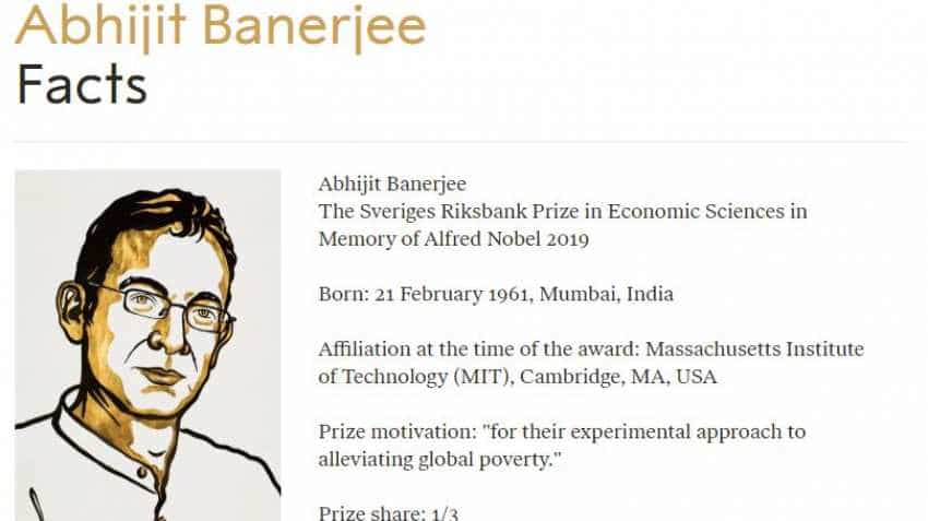 Who is Abhijit Banerjee? Why he got Nobel Prize in Economics? What he did? All you need to know