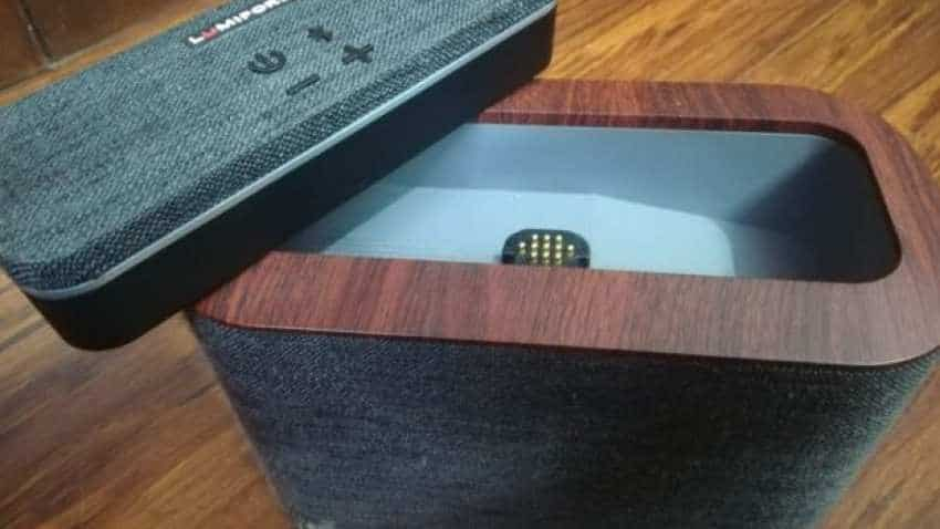 Lumiford 2.1 Subwoofer Dock review: Powerful party speaker