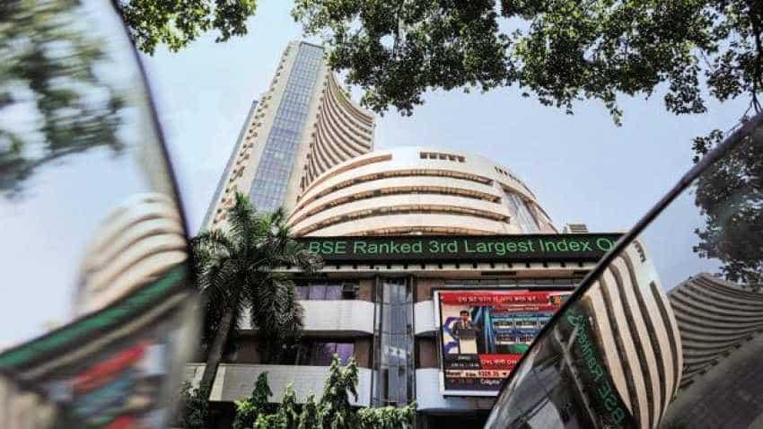 Stock Market News: Sensex, Nifty trade sideways ahead of Brexit Summit; DLF, Vodafone Idea, Bharat Petroleum shares gain