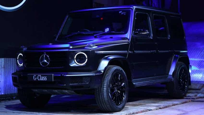 MUSCULAR OFF-ROADER! Mercedes-Benz G 350 d LAUNCHED - Why this SUV is so amazing