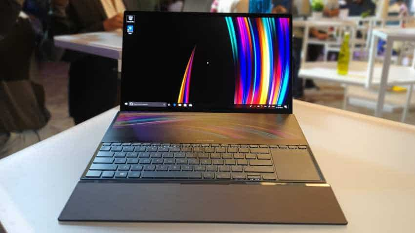 Asus ZenBook Duo, ZenBook Pro Duo launched in India: Check price, features