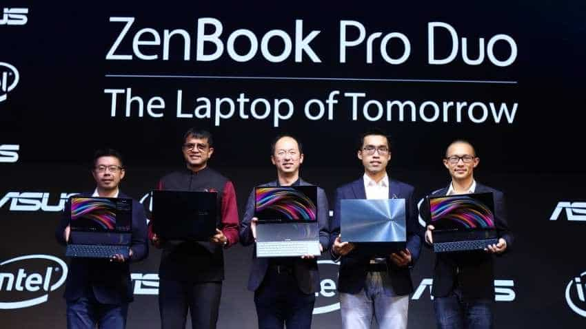 EXCLUSIVE: Asus bets big on 'laptop of tomorrow' with super innovative 'two screens'