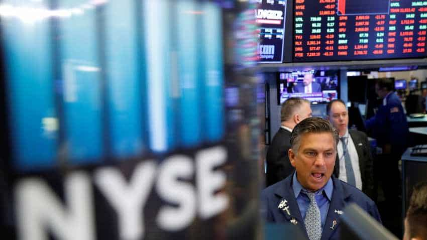 Wall Street moves higher on Brexit deal with European Union, robust earnings