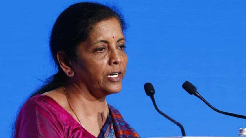 FM Sitharaman asks G-20 to take steps to revive growth, create reforms