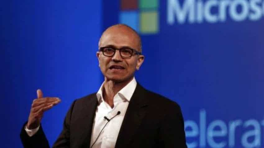 Here is how much Microsoft CEO Satya Nadella earned in FY19