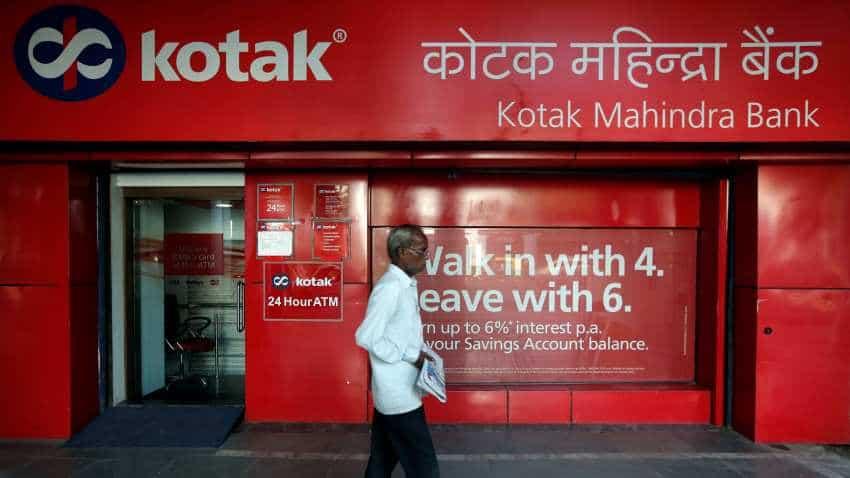 Kotak Mahindra Bank Q2 results: Net profit surges 51% to Rs 1,724 cr