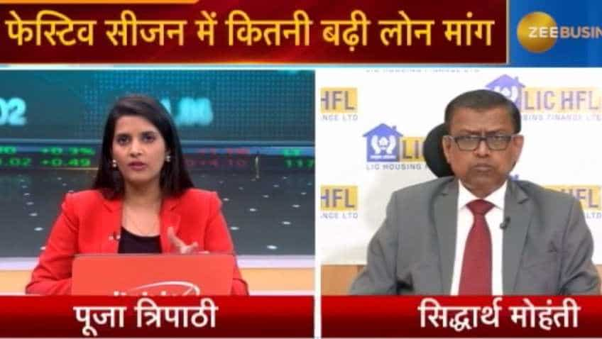 Future growth will depend on affordable housing and e-commerce: Siddhartha Mohanty, LIC Housing Finance