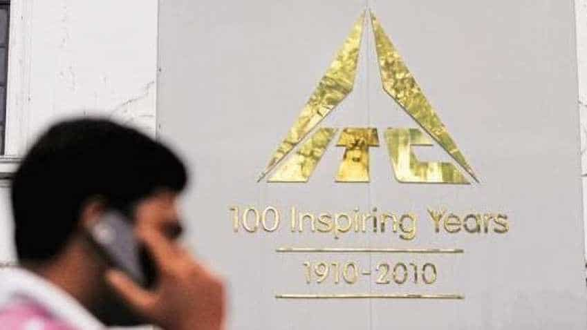 ITC's Q2 standalone net profit up 36% at Rs 4,023.10 crore