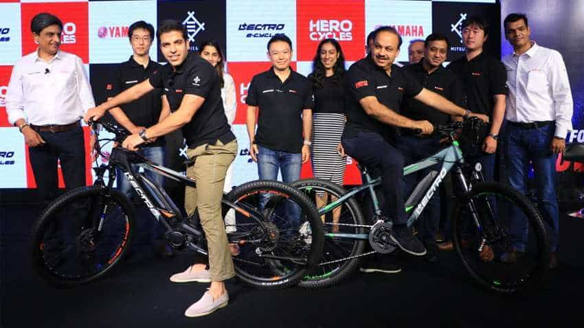 Hero Cycle's e-bike brand Lectro's MAKE IN INDIA plan and how it will make products affordable