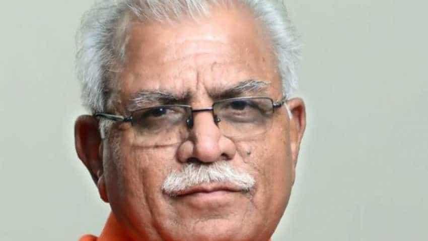 Manohar Lal Khattar to be Haryana CM again, may take oath on Sunday