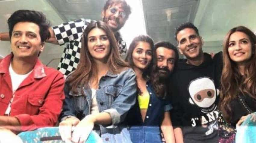 Housefull 4 box office collection: Akshay Kumar's multi starer bags Rs 53 crore in 3 days of business