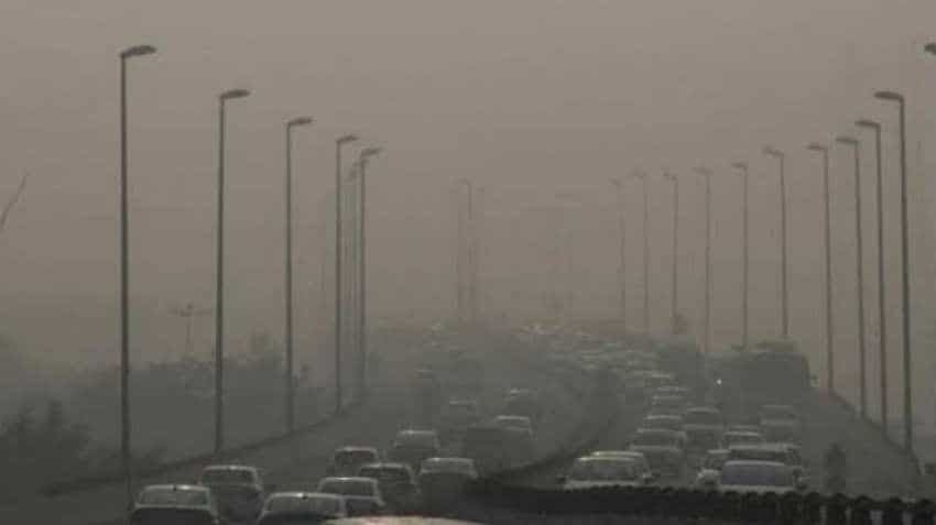 Delhi air quality was worst at 3 a.m. on Diwali night