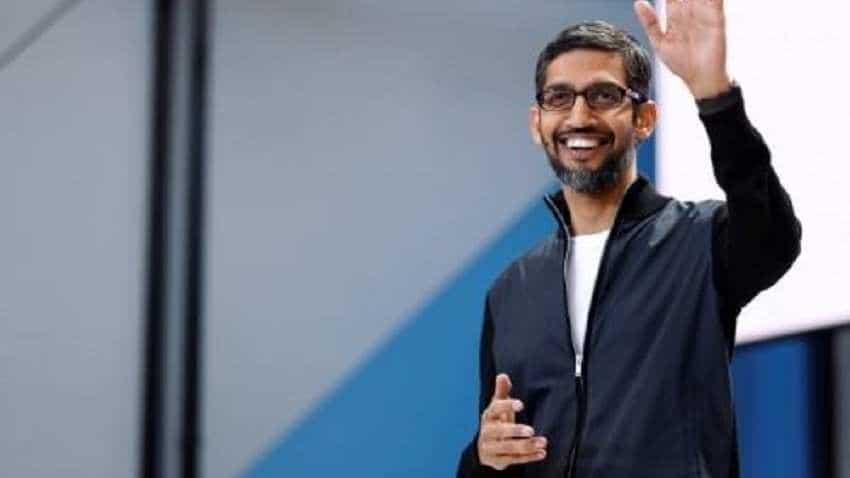 Sundar Pichai defends Google products as regulators kick in