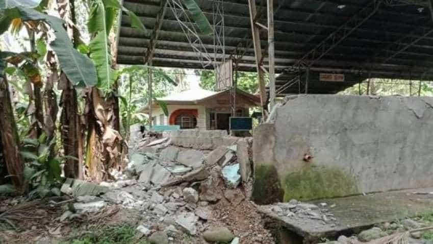 Earthquake in Philippines: 6.6-magnitude quake jolts Cotabato province; tsunami warning update