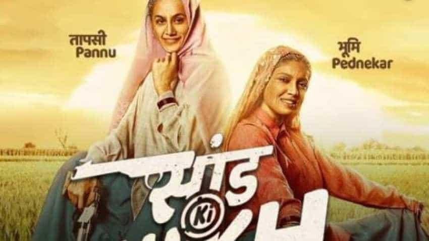 Saand Ki Aankh box office collection: What Taapsee Pannu-Bhumi Pednekar film earned so far