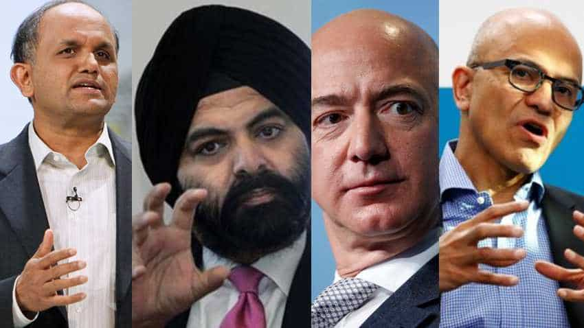 PROUD MOMENT! These 3 Indian-origin CEOs beat Amazon boss Jeff Bezos in coveted Harvard list
