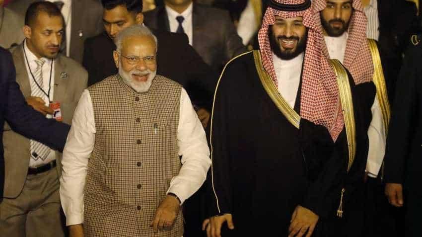 India Saudi Arabia Trade: Modi, Saudi Crown Prince Mohammed bin Salman inks Strategic Partnership Council agreement