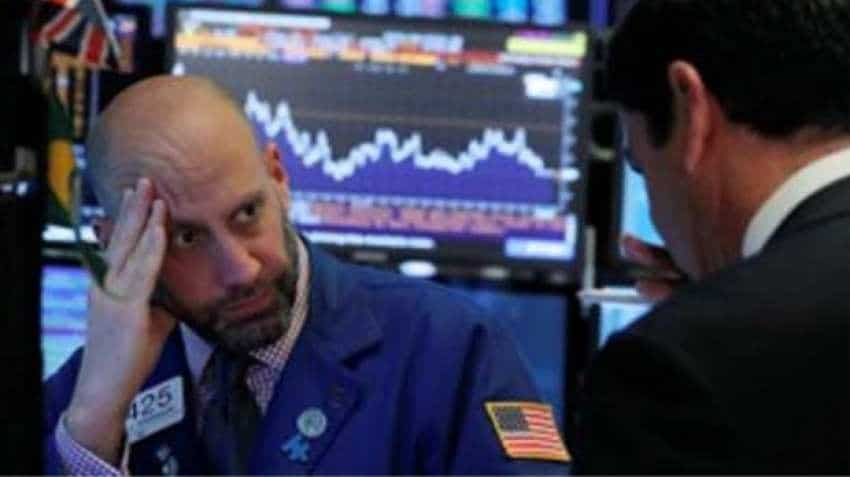 Wall Street News: US stocks fall amid soft data, political jitters