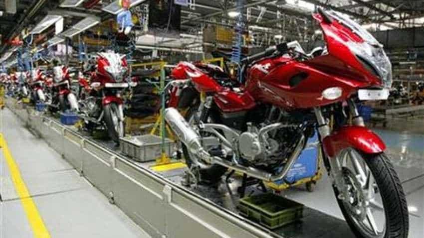 Bajaj Auto motorcycle sales down 14% at 2,42,516 units in October