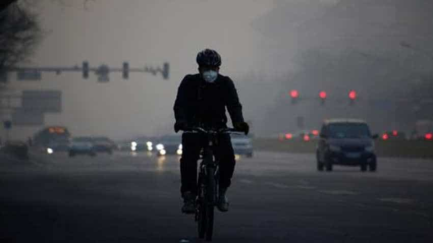 Buy A At Highest Delhi To Level Rushing Mask Pollution
