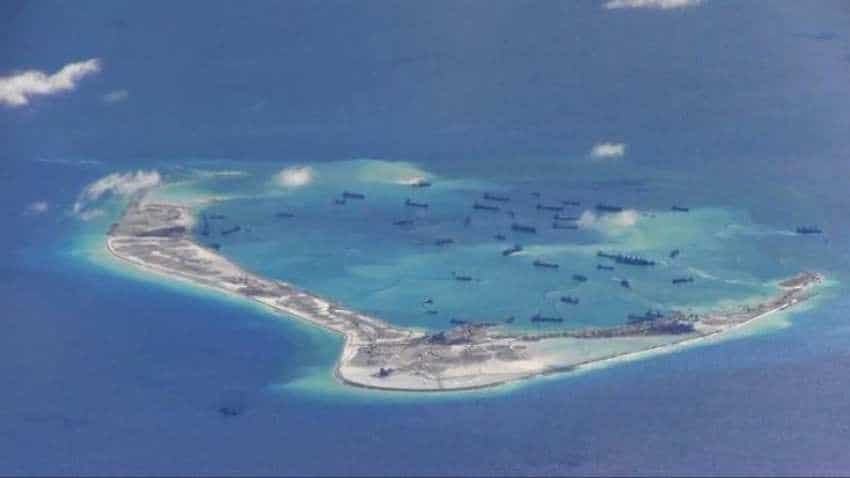 China says ready to work with ASEAN for South China Sea peace