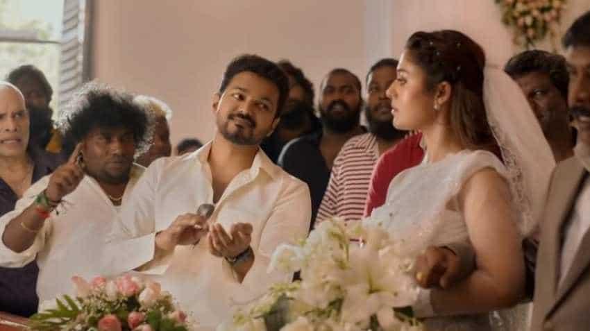 Bigil box office collection: Thalapathy Vijay starrer breaches Rs 10 crore mark in Chennai