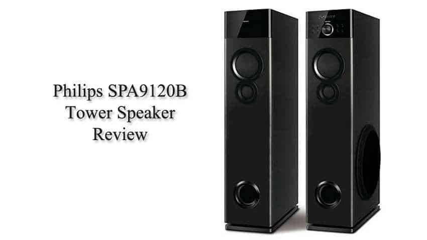 Philips SPA9120B Tower Speaker review: Make your house parties better with this audio monster