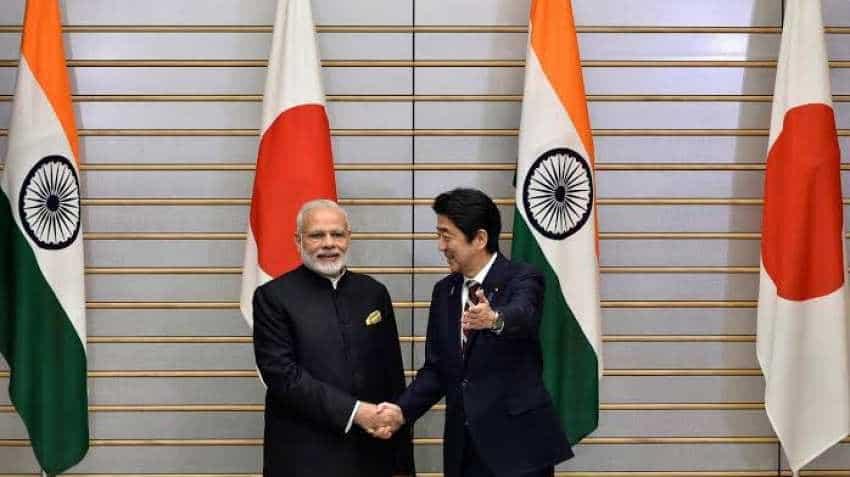 India-Japan summit will deepen further ties: PM Narendra Modi to Shinzo Abe