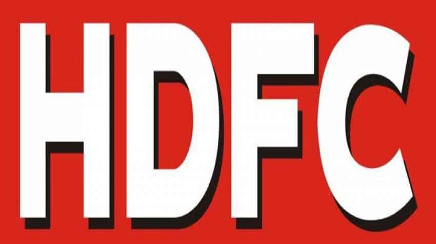 HDFC Q2FY20 Results: Profit rises over 60 pct, operation revenue grows by 10.3 pct