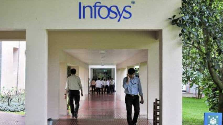 Infosys shares rally post disclosure on whistleblower complaint