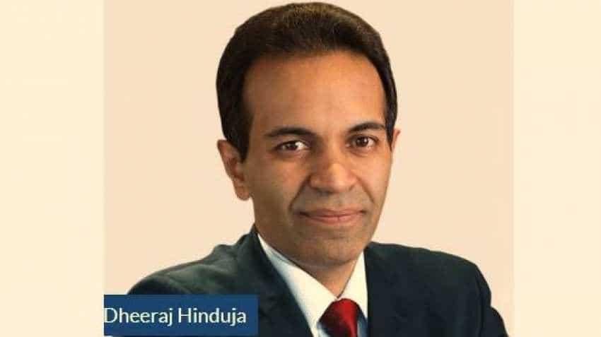 Aviation not in Hinduja's investment plans: Dheeraj Hinduja