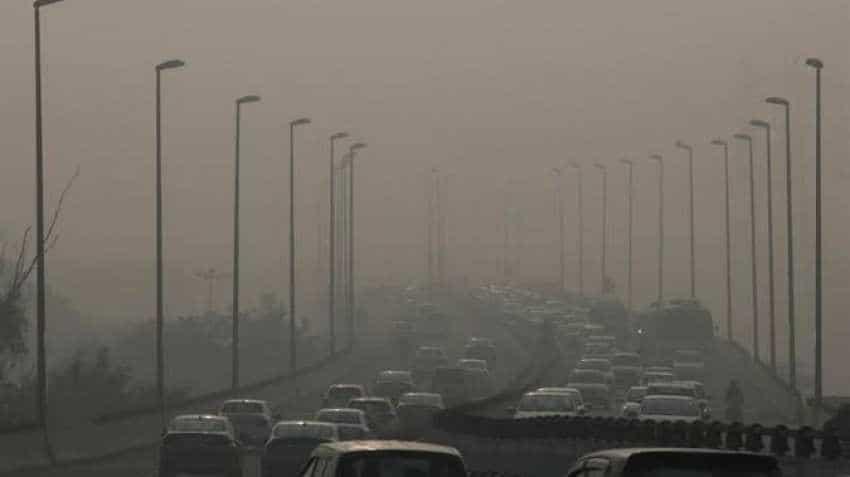 Toxicity: Sun shines in Delhi, mild breeze brings relief
