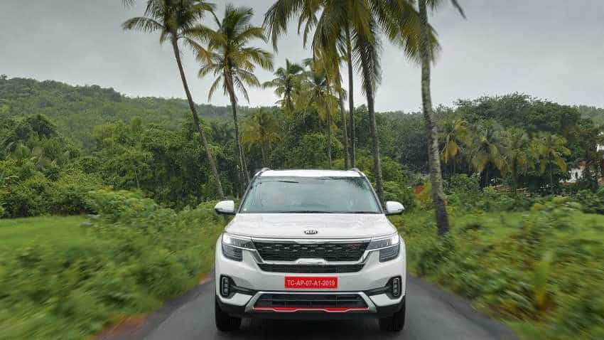 Growing fast! Whopping 26,840 Kia Seltos units sold, 60,000 booked; Kia now in India's top 5 carmakers' list