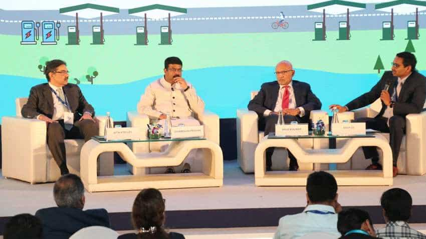 India will chart its own course on energy transition, says Dharmendra Pradhan at ENRich 2019