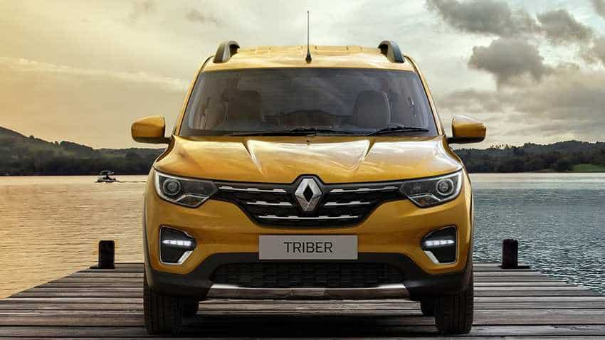 Over 10,000 Renault Triber units sold in 2 months; customers bought 11,516 cars in Oct, 63% growth registered