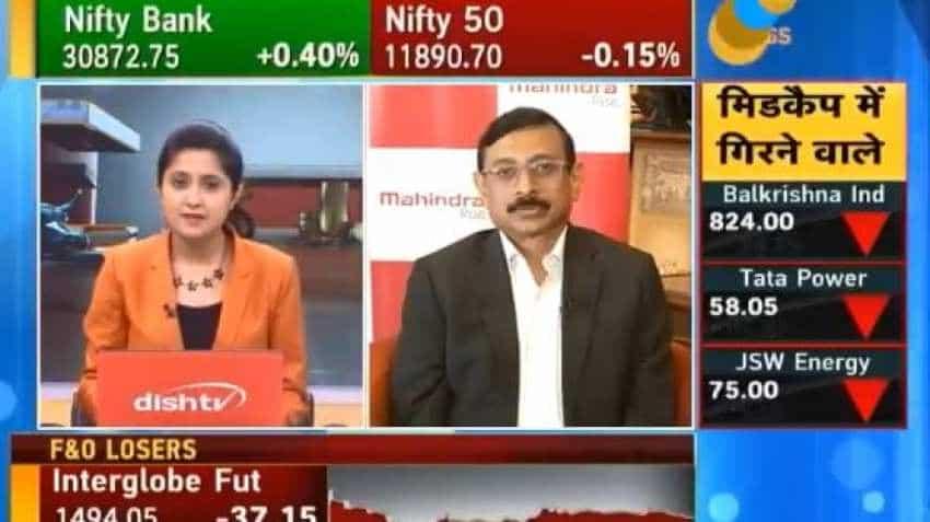 Mahindra and Mahindra is zero debt company with more cash, says CFO V S Parthasarathy