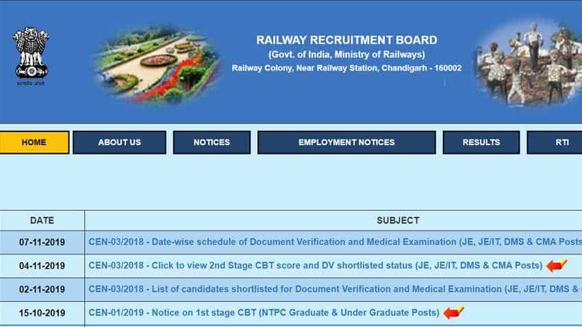 RRB NTPC Admit Card 2019, Exam date to be announced soon: Latest news so far