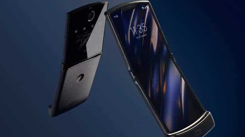 Motorola Razr 2019 with foldable display, Snapdragon 710 chipset launched: Check likely price in India