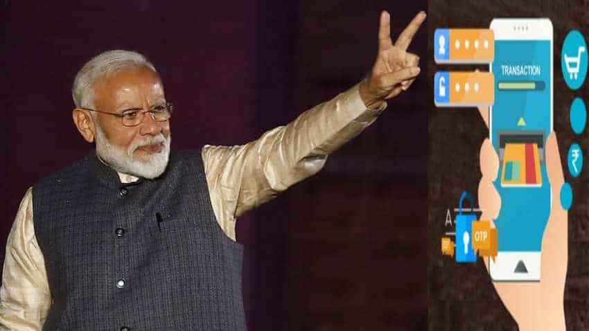 Explained - With big push and support from Modi government, how digital payments are flourishing in India