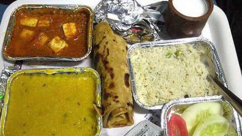 Indian Railways food menu revised: Pay more for tea, snacks, meals - Check full list of items
