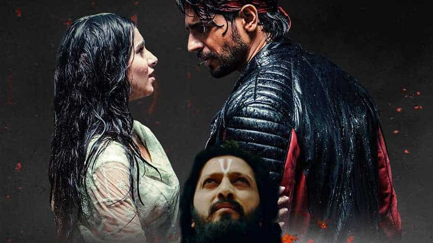 Marjaavaan box office collection day 3: Riteish Desmukh, Sidharth Malhotra starrer jumps despite competition from Bala