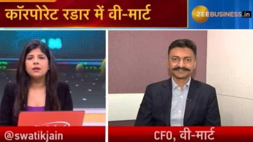 V-Mart has a target to open 60 stores in FY20: Anand Agarwal, CFO, V-Mart