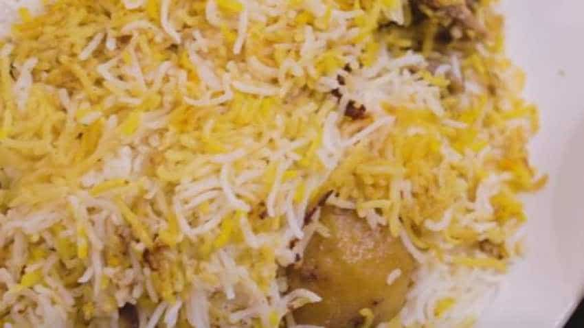 Foodies back biryani emoticon campaign on Twitter