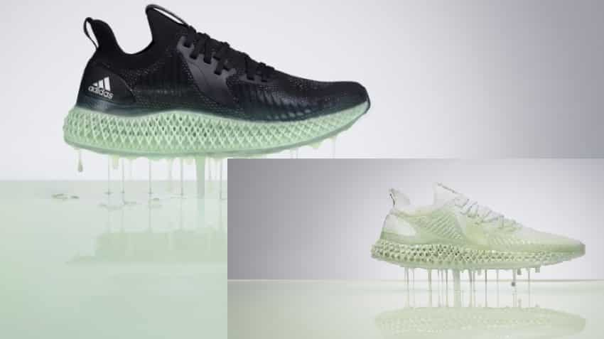 Adidas Alphaedge 4D running shoes launched; you just won't believe what midsole is printed with!